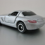 No.91 - Mercedes Benz SLS AMG