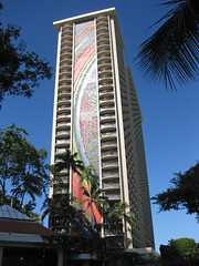 Rainbow Tower (Madbuster75) Tags: hawaii hotel waikiki oahu hilton resort rainbowtower supershot shutterbox