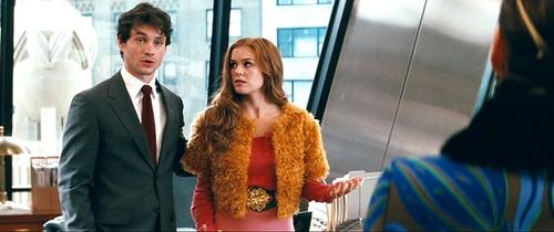 confessions.shopaholic_orangefuzzycroppedcoat