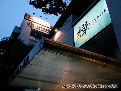 Lavana House, located on Sukhumvit 12