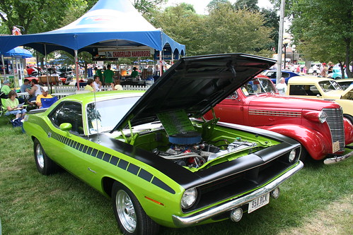 Good Guys Des Moines, Muscle Cars