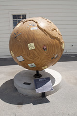 Globe (Presidio Terrace, California, United States) Photo