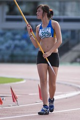 Kaitlyn Ashmore (sportscrazephotos) Tags: girl athletics athlete fit javelin kaitlinashmore