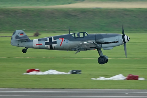 Warbird picture - Bf-109
