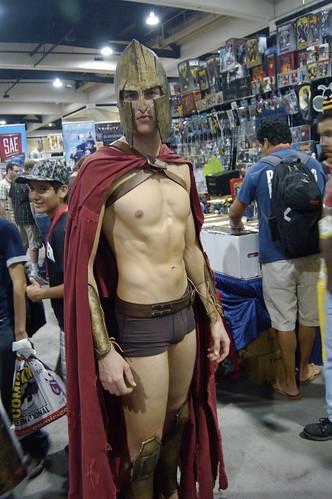 Comic Con 2009: Spartan