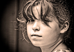 """""""Dad, I am sooo not in the mood for you and your camera right now. Y'know you're not getting anywhere with that pathetic look of yours. I know all your tricks. Daaaaad. Oh, alright. Just one..."""" (alan shapiro photography) Tags: summer portrait monochrome sepia mono daughter canonrebel lindsey 2009 1012 mouseion digitalcameraclub alanshapiro dragondaggeraward ashapiro515 memorycornerportraits canonrebelt1i ilcantodellesirene 2010alanshapiro familygetty2010 alanshapirophotography wwwalanwshapiroblogspotcom 2010alanshapirophotography"""
