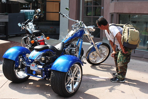 Do you need a motorcycle licence to ride a trike