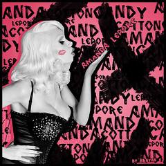 153.Amanda Lepore - Cotton Candy [Dave] (Brayan E. Old Flickr) Tags: pink amanda by candy cotton e blend lepore brayan