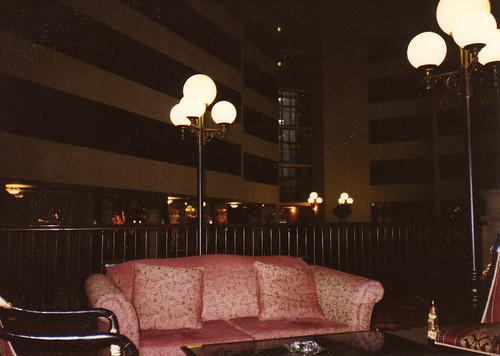 Hotel Sofitel Lobby