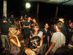 people of coiba (paride de carlo) Tags: girls summer people night san italia mare 2009 salento puglia nite notte lido foca luglio coiba pallucino