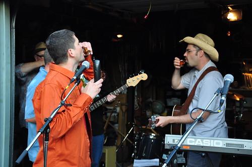 Vapourizer at Liquor Pig Fest
