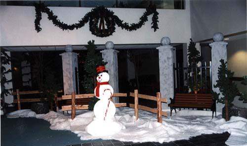 Winter Theme Boston Event