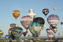 Chambley - Lorraine Mondial Air Ballons - Record du Monde en ligne - 26 juillet 2009 (Kevin Clausse) Tags: en 26 air du record monde ballons lorraine juillet 2009 ligne mondial chambley