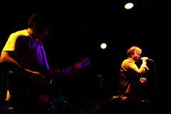 Harvey Danger (T.K. Long) Tags: show nyc newyorkcity summer music ny newyork rock brooklyn danger concert live performance band harvey indie seannelson roll 2009 bellhouse harveydanger farewelltour