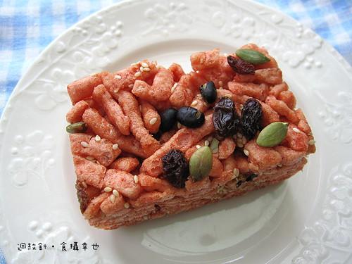 康成食品紅麴沙其馬