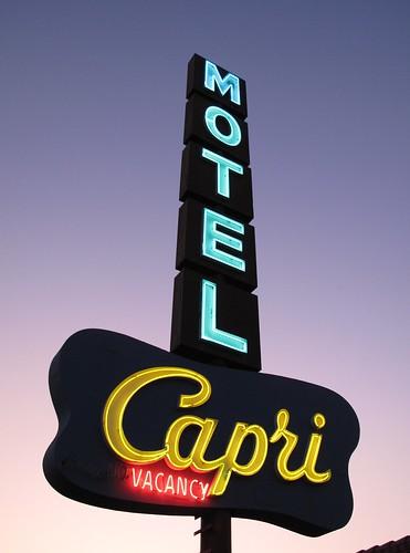 Motel Capri Santa Clara
