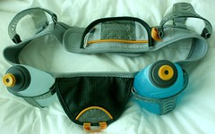 Running Gear - Belt for bottles and fuel
