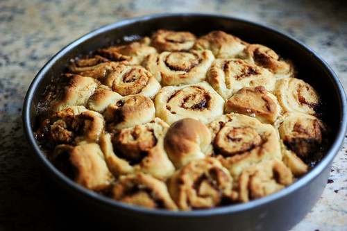 Caramel Apple Sticky Buns | The Pioneer Woman Cooks | Ree Drummond