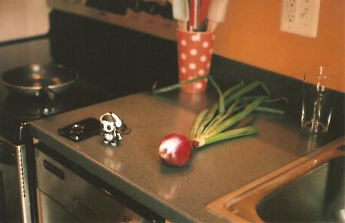 more kitchen scenes