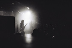 goblin (Max Nathan) Tags: goblin band live gig scala londonist n1 argento suspiria shadow light stage black white blackandwhite film ricoh ilford xp2 london