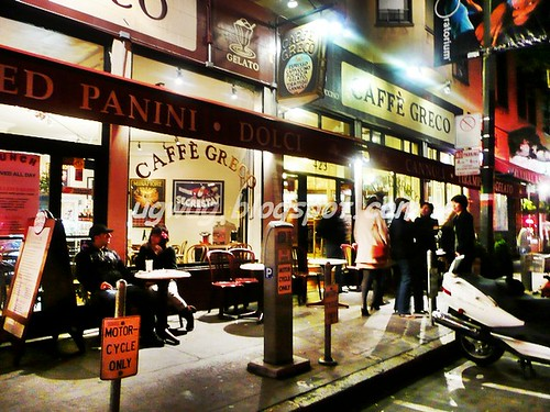 Caffe Greco @ North Beach