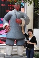 (Eason wu) Tags: girl jasmine beijing 798 tokinaaf1224mmf4