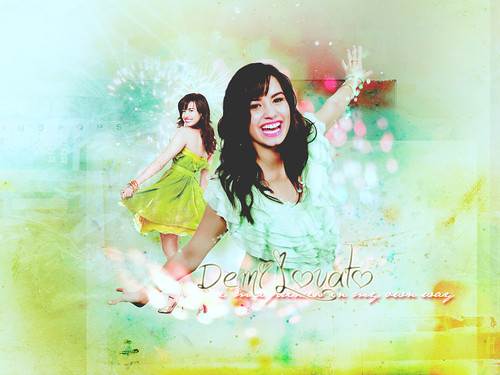 Demetria Lovato by Icyprincess<3.