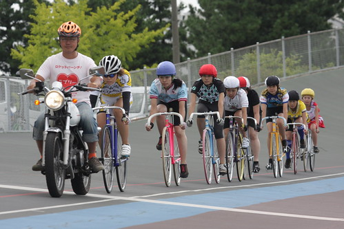 ☆GIRLS Keirin FINAL☆