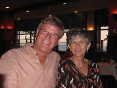 Dan and Lorraine