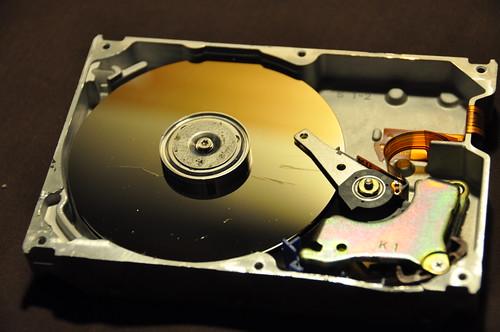 disque dur - hard disk