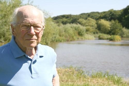 Lord Buxton of Alsa - the late Aubrey Buxton