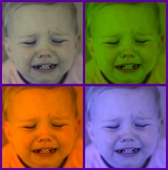 Frustration! (stephalie1977) Tags: phoebe tiredness tantrums stroppy warholized hpad 251365 frsutration grottiness hpad080909