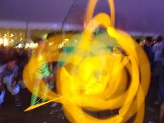 Aodzhomie glowstringing with ultras at EZF2009.
