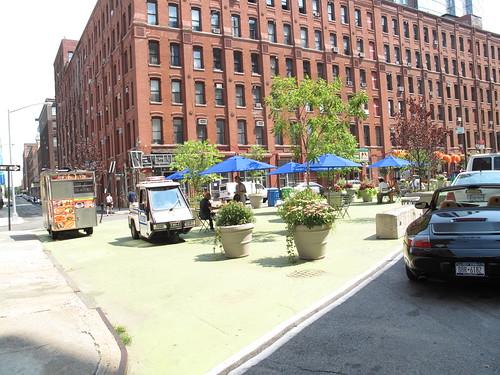 brooklyn street park
