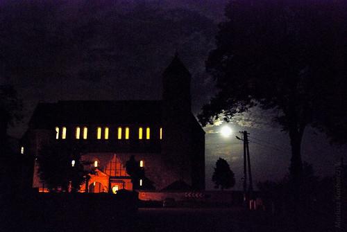 Tum at night