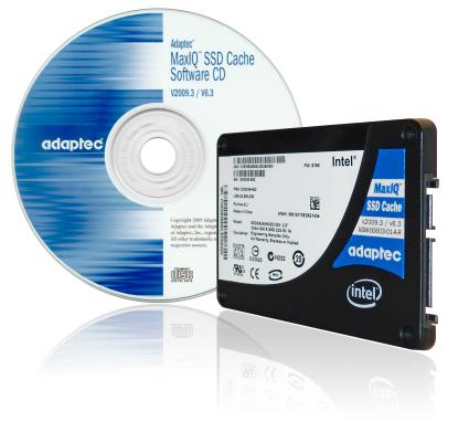 MaxIQ SSD cache kit