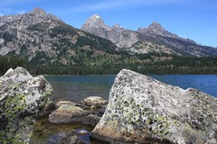 Taggart Lake (fly flipper) Tags: wyoming grandtetons tetons grandtetonnationalpark jacksonwyoming taggartlake