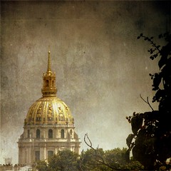 Les Invalides (Marie-Jose Lvesque *Gwen*) Tags: paris france texture church invalides gwen glise dme napolon carrfranais