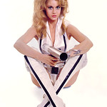 1968 ... Jane Fonda as 'Barbarella