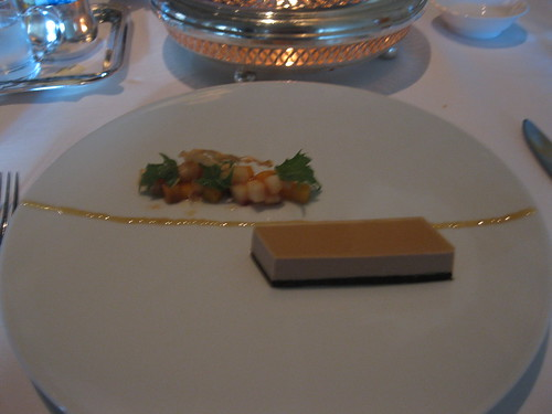 Michael Mina - Hudson Valley Foie Gras Terrine