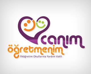 Canım Öğretmenim Logo Tasarım