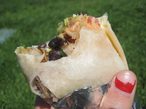 Goodbye, Burritos from Pancho Villa