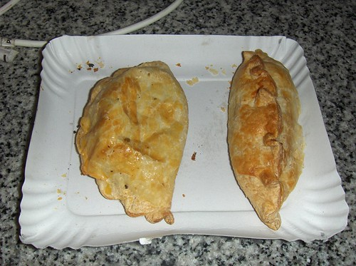 empanadas of superior quality