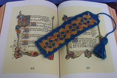 jardin bookmark