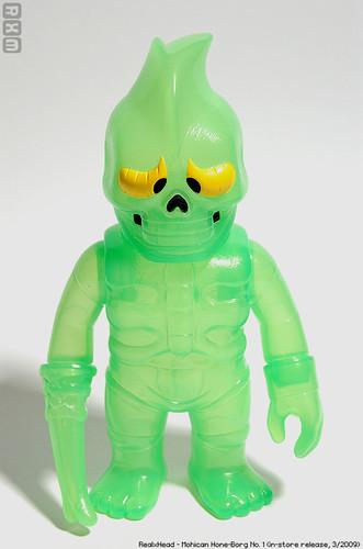 RealxHead - Hone Borg (3-09 store release)