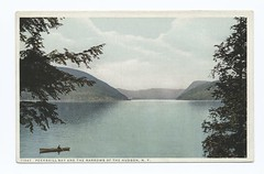 Bay and Narrows of Hudson, Peekskill, N. Y.