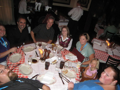 Dinner at Maggianos