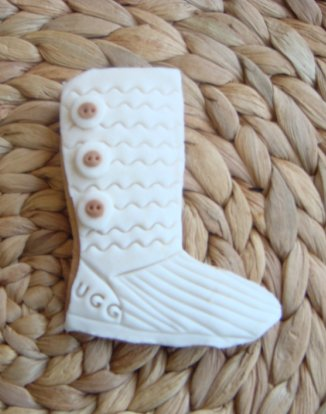 ugg boots cookies