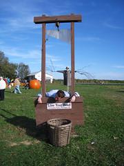 IMG_2424 (NEGS26) Tags: halloween october farm longisland beheading guillotine