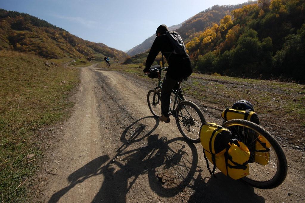 Extrawheel off-road in Georgia